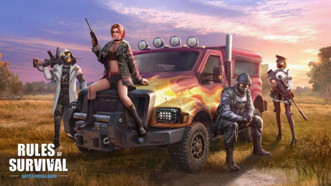 Rules Of Survival (R.O.S)